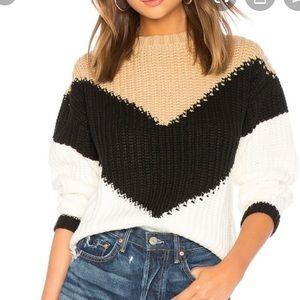 Tularosa Colorblock Sweater